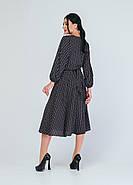 Платье Alpama SO-78228-BLK Черный 48, фото 3