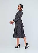 Платье Alpama SO-78228-BLK Черный 50, фото 4