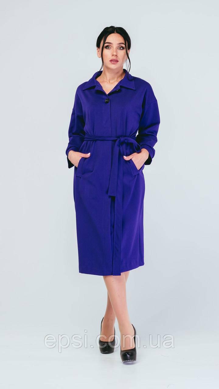 Платье Alpama SO-78237-ELB Электрик 52