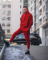 Спортивный костюм унисекс Огонь Пушка Classic красный