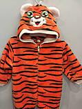 Махровый комбинезон тигр, фото 2