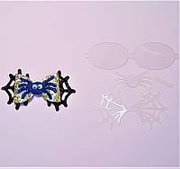 "Шаблоны для бантиков."" Хэллоуин  паук"", фото 1"