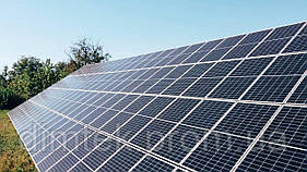 "Сонячна мережева електростанція  ""30 кВт"", (Risen/Huawei)"