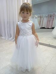 Детское нарядное платье № 2006