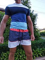 Летние пляжные шорты. Размеры: S M L