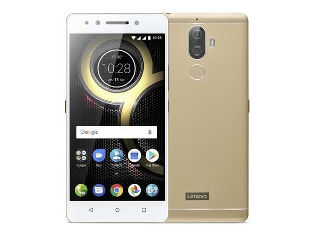 Смартфон Lenovo K8 Note 4 / 64Gb XT1902-3 gold