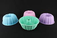 Форма силиконовая для выпечки Кекс А-Плюс