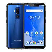 Защищенный телефон  UleFone Armor 5 blue противоударный водонепроницаемый смартфон