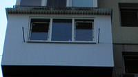 Наружная обшивка балконов