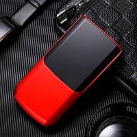 Кнопочный телефон раскладушка Tkexun 2720 red красивый мобильный телефон в металлическом корпусе