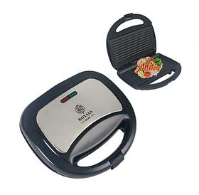 Сендвичница Royal Berg RB-850 1000W Електричний гриль, бутербродниця Сірий