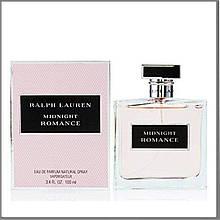 Ralph Lauren Midnight Romance парфумована вода 100 ml. (Ральф Лорен Опівнічний Романс)