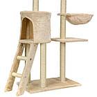 Игровой комплекс для кошек FunFit Amy 1610 когтеточка, домик, дряпка, фото 3