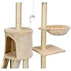 Игровой комплекс для кошек FunFit Amy 1610 когтеточка, домик, дряпка, фото 5
