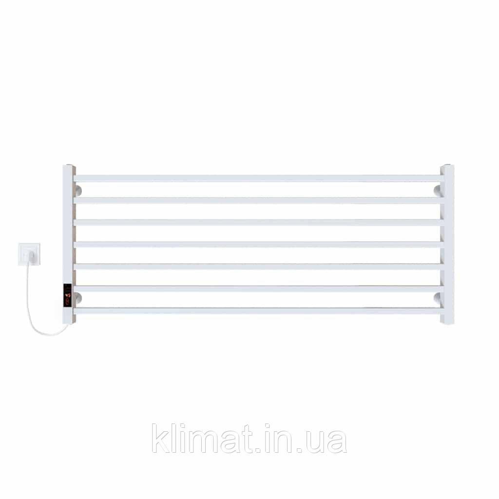 Радиатор Level П7 1200х500 Э правое подкл. (белый)