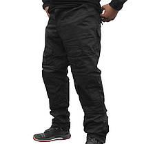 Костюм тактический Lesko A751 Black M (32 р.) камуфляжный комплект для мужчин с длинным рукавом милитари, фото 2