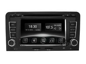 Штатна магнітола Audi A4 2002-2008 DVD CarPlay