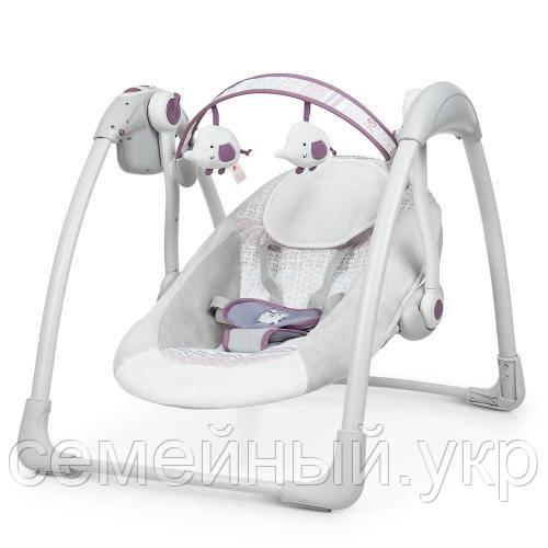 Детский укачивающий центр с велюровым покрытием Mastela 6505