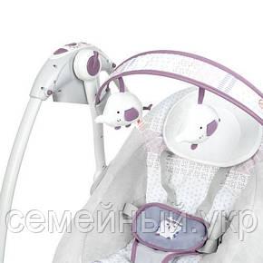 Детский укачивающий центр с велюровым покрытием Mastela 6505, фото 2