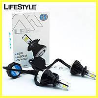 Комплект автомобильных LED ламп G5 H7 / Светодиодные лампы HeadLight