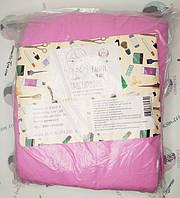Простирадла Panni Mlada™ 0,6х2,0 м (20 шт/пач) зі спанбонду 20 г/м2 Колір: рожевий