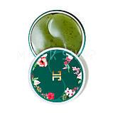 Гидрогелевые патчи под глаза Jayjun Green Tea Eye Gel Patch 60 шт., фото 2