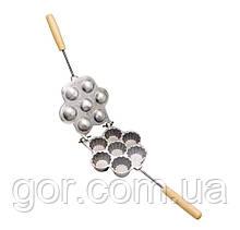 Форма для випічки кошиків і кексів під начинку 7тарталеток