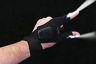 Перчатки с подсветкой Atomic Beam Glove (hand-free light) (11077)