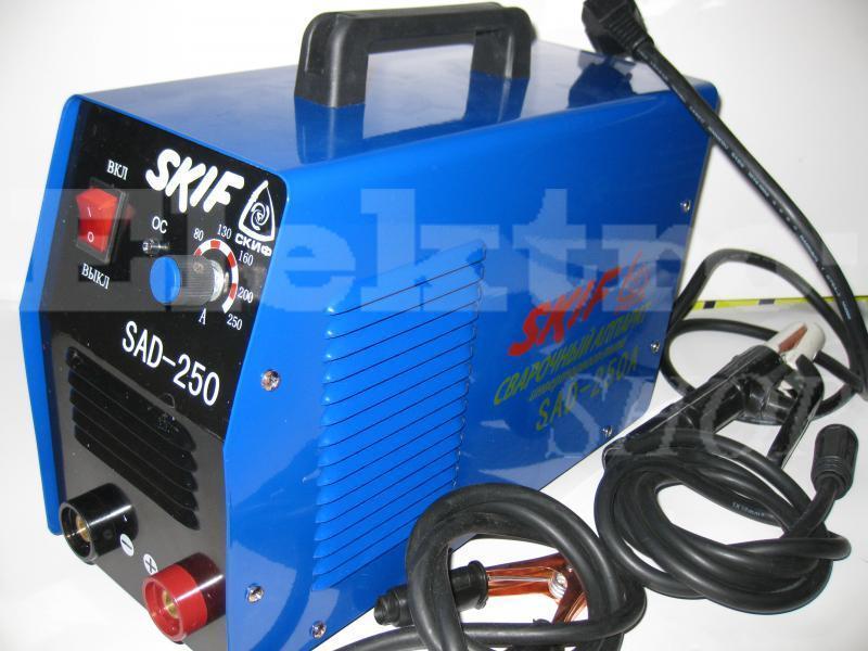 Сварочный инвертор SKIF SAD-250