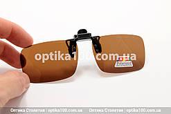 Солнцезащитная накладка на очки Polaroid (Полароид)