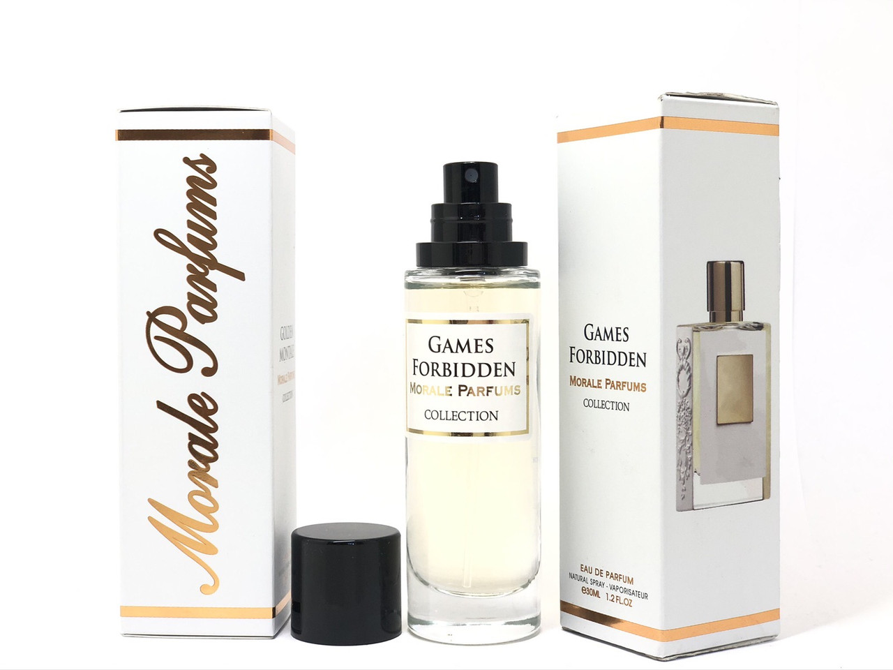 Женский аромат Games Forbidden Morale Parfums ( Геймс форбиден) 30 мл