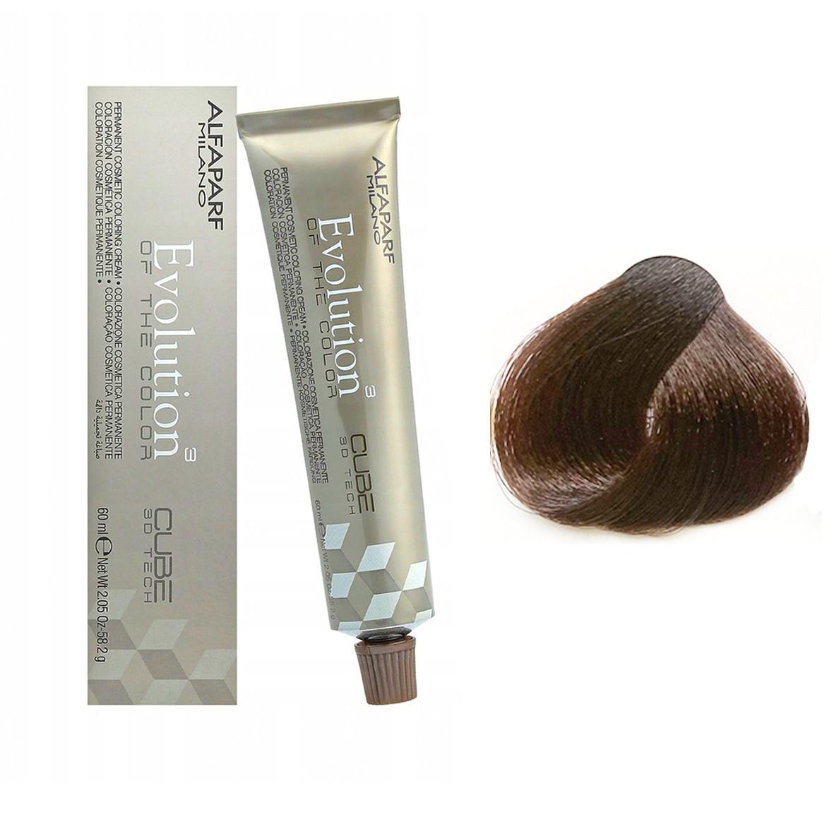 Краска для волос 4NB ALFAPARF EOC Cube 60 мл