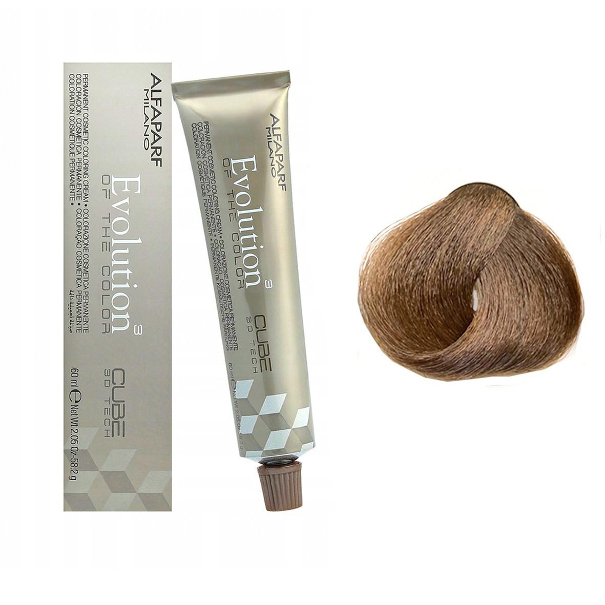 Краска для волос 7 ALFAPARF EOC Cube 60 мл