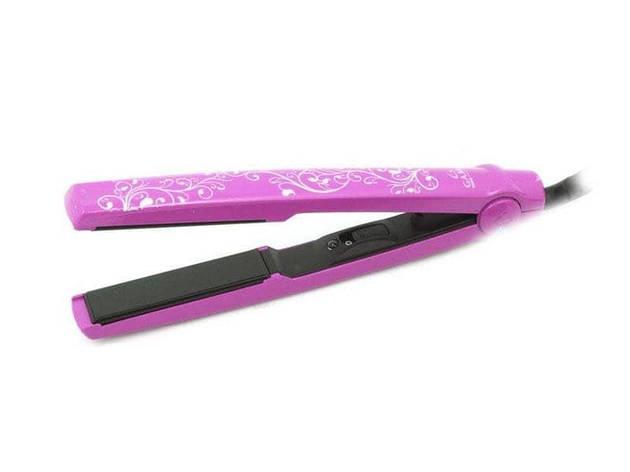 Прасочка для волосся Ga.Ma CP1 Ceramic Colors (P21.CP1.Pink), фото 2