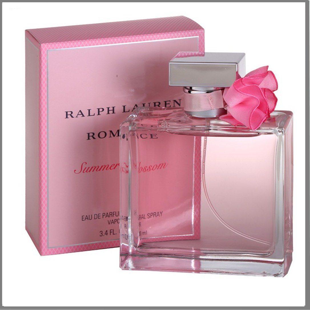 Ralph Lauren Romance Summer Blossom парфюмированная вода 100 ml. (Ральф Лорен Романтика Летний Цветок)