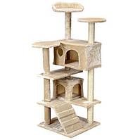 Ігровий комплекс для кішок FunFit Sissy 1609 кігтеточка, будиночок, дряпка, фото 1