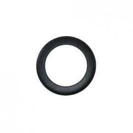 Дымоходная розетка PARKANEX из стали 150мм черная