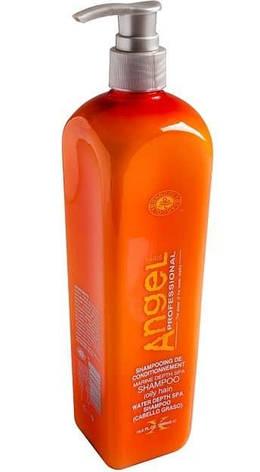 Шампунь для жирных волос Angel Professional 500 мл, фото 2