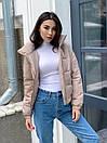 """Красивая модная теплая женская куртка """"Lizbeth"""", фото 8"""