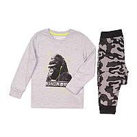 Детская подростковая пижама для мальчиков 10-13 лет