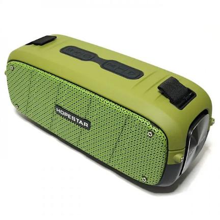 Портативная акустическая стерео колонка (Bluetooth) HOPESTAR A20 PRO + микрофон