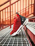 Чоловічі кросівки Nike LeBron 16 Red White/Red/Black, фото 2