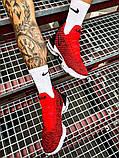 Чоловічі кросівки Nike LeBron 16 Red White/Red/Black, фото 7