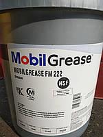Мастило Mobil Grease FM 222 відро 16кг. з харчовим допуском 148360