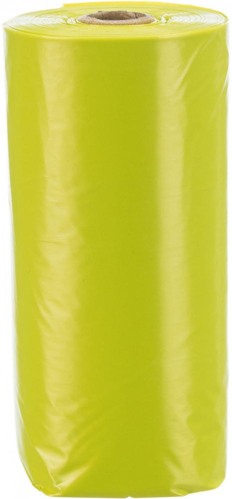 Пакети для прибирання за собаками Trixie М (3 л) з запахом лимона 20 шт.