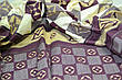 Простынь на резинке с дизайном Луи Виттон 90х200х20, фото 2