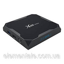 Смарт-тв X96 Max 4/64 ГБ