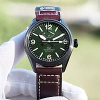 Годинник Orient Star OUTDOOR RE-AU0201E00B Green Automatic Dial MADE IN JAPAN, фото 1