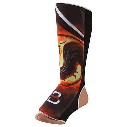Защита для ног BWS, дракон, размер XXL, фото 2