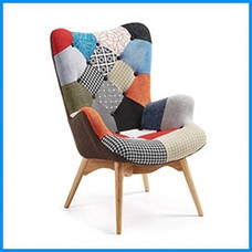 Крісла, шезлонги, оттоманки, пуфи і банкетки